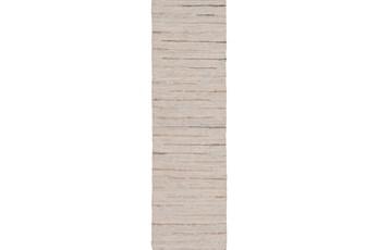 30X96 Rug-Agate Ivory