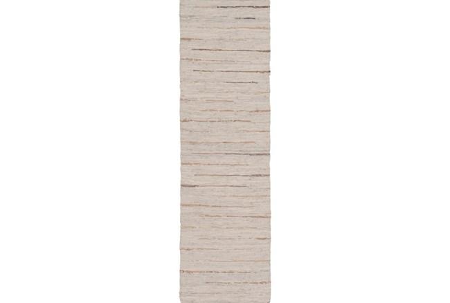 30X96 Rug-Agate Ivory - 360
