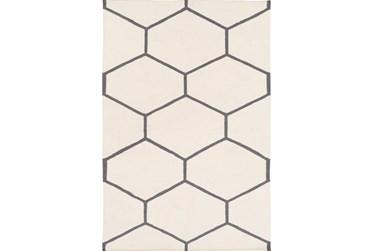 2'x3' Rug-Sechs Grey