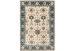 66X102 Rug-Clint Beige/Forest