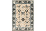96X132 Rug-Clint Beige/Forest - Signature