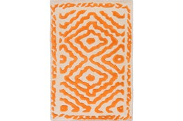 24X36 Rug-Iris Burnt Orange