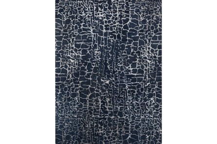 96X132 Rug-Grieta Cobalt