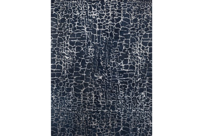 96X132 Rug-Grieta Cobalt - 360