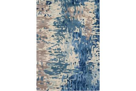 24X36 Rug-Pintura Blue