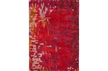 39X63 Rug-Pintura Cherry