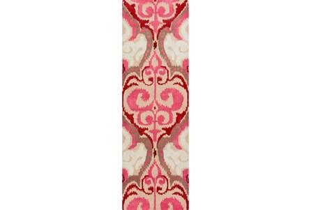 30X96 Rug-Mava Pink