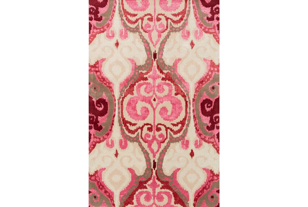 39X63 Rug-Mava Pink