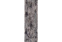 30X96 Rug-Bahati Grey