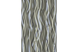 24X36 Rug-Halaman Grey