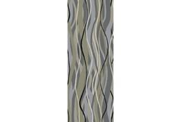 30X96 Rug-Halaman Grey