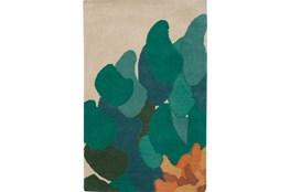 39X63 Rug-Chrysanthemum Emerald