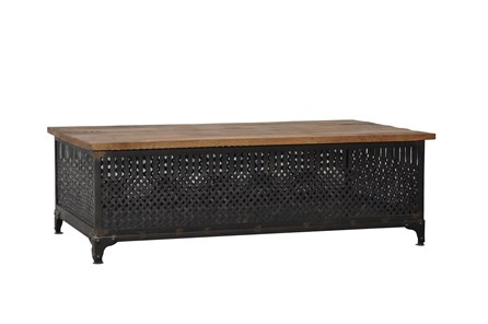 Norman Rectangle Cocktail Table - Main