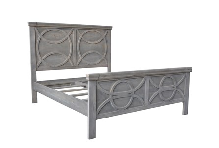 Cailan Eastern King Panel Bed