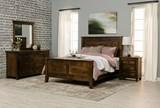 Franklin Queen Headboard Panel Bed - Room