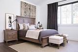 Scarlett Eastern King Panel Bed - Room