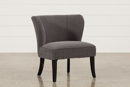 Riley Grey Accent Chair