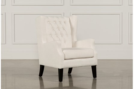 Peyton Pearl Accent Chair - Main