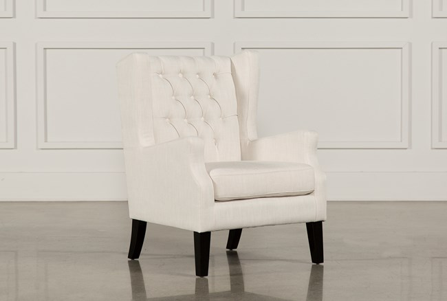 Peyton Pearl Accent Chair - 360