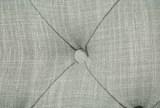Priscilla Grey Accent Chair - Right