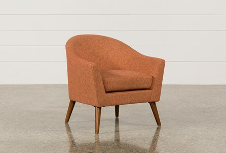 Finn Chili Accent Chair