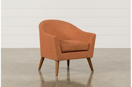 Finn Chili Accent Chair - Main