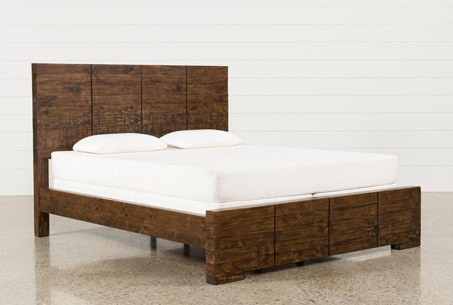 Tallon California King Panel Bed - 360