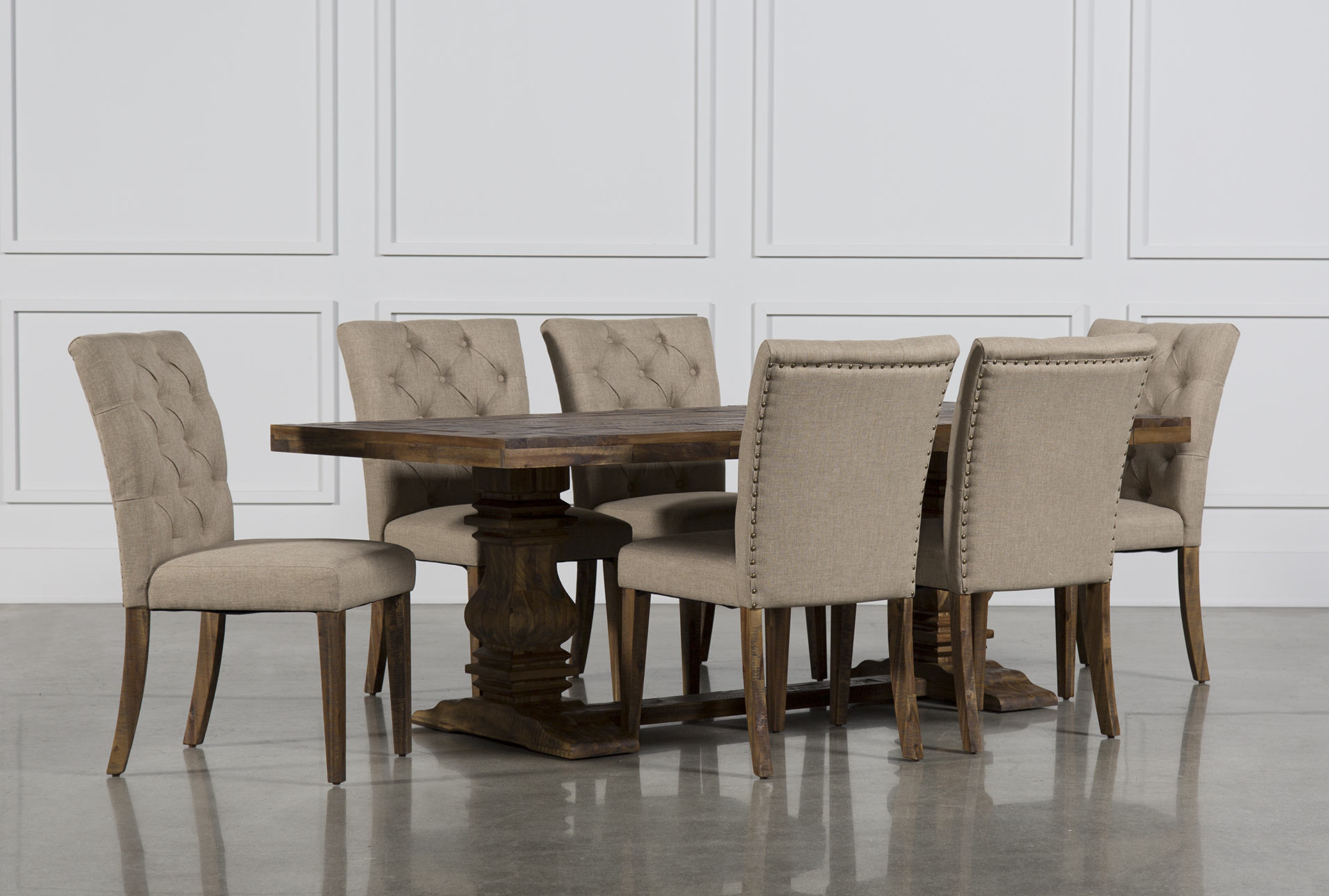 Incroyable Partridge 7 Piece Dining Set (Qty: 1) Has Been Successfully Added To Your  Cart.