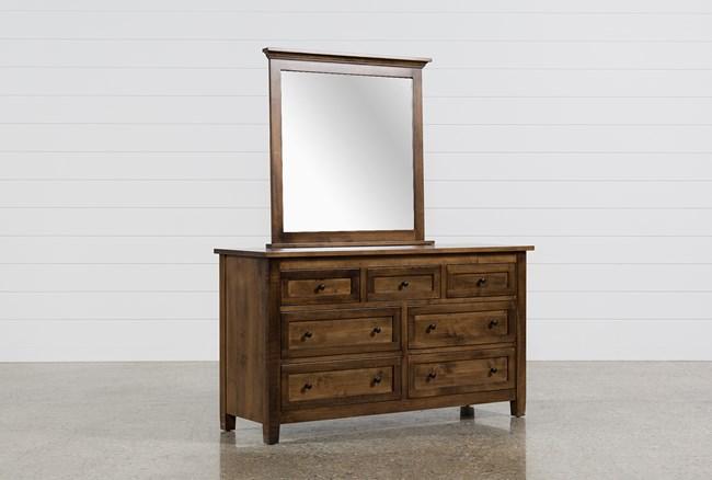 Franklin Dresser/Mirror - 360