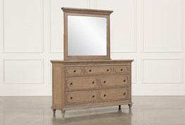 Scarlett Dresser/Mirror