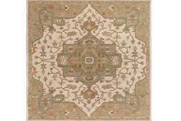 72X72 Square Rug-Massimo Moss