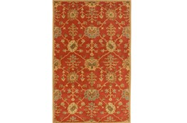 120X168 Rug-Callaby Red