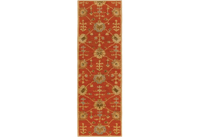 30X96 Rug-Callaby Red - 360