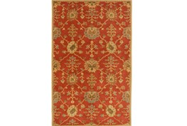 90X114 Rug-Callaby Red