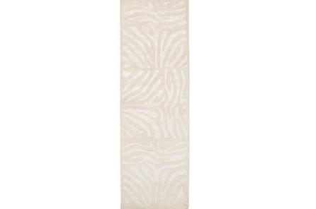 30X96 Rug-Favi Ivory