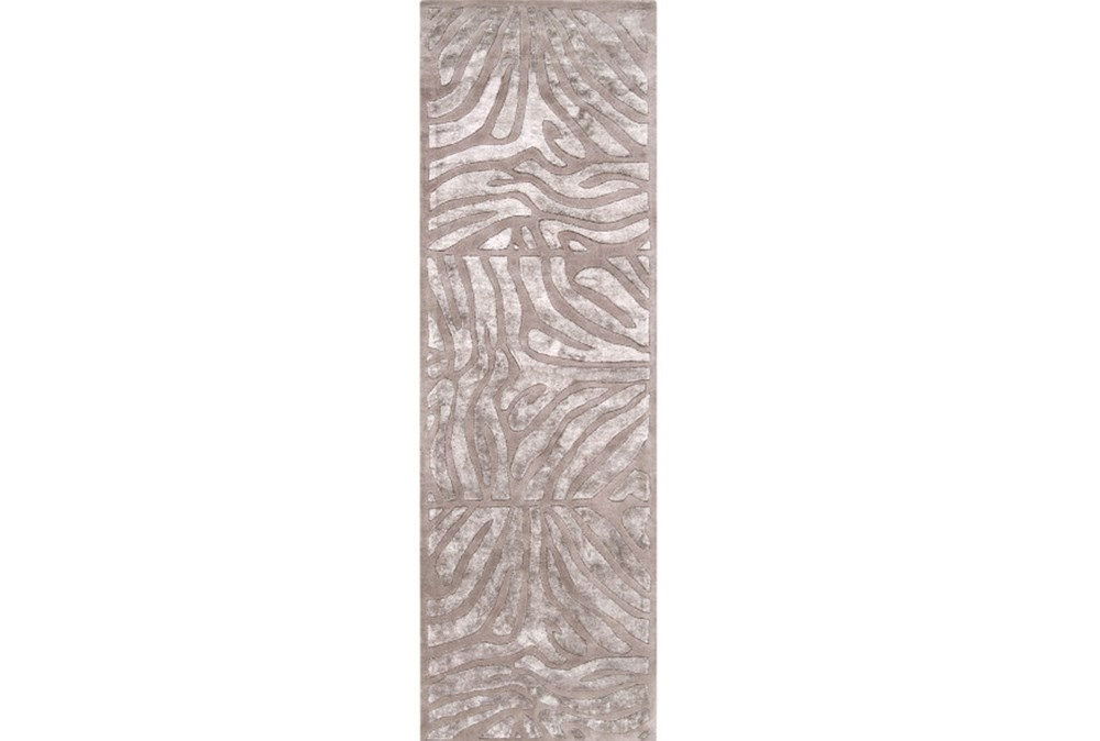 30X96 Rug-Favi Taupe