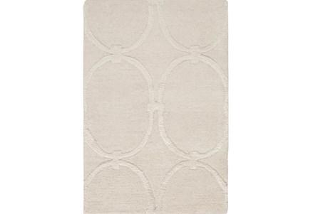108X156 Rug-Cadena Ivory
