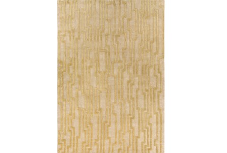 108X156 Rug-Chip Gold