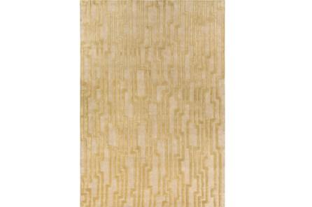 108X156 Rug-Chip Gold