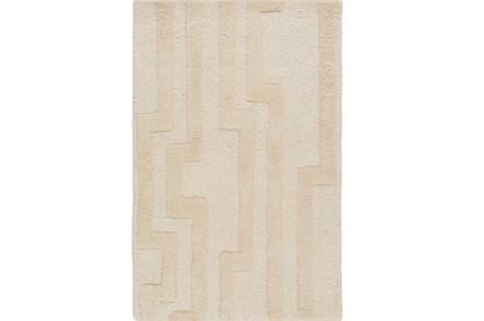 108X156 Rug-Chip Ivory