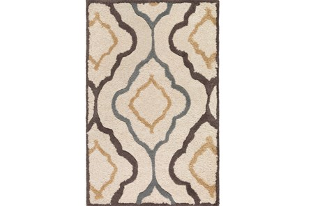 108X156 Rug-Casablanca Chocolate