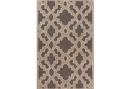 108X156 Rug-Temple Charcoal