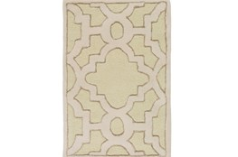 39X63 Rug-Temple Seafoam/Light Grey