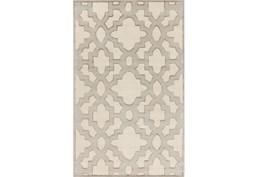 60X96 Rug-Temple Ivory/Grey