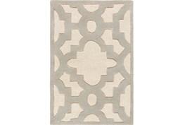 108X156 Rug-Temple Ivory/Grey