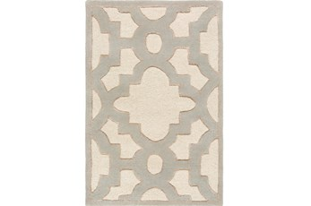108X156 Rug-Temple Ivory/Grey