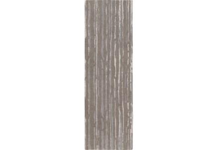 30X96 Rug-Regen Grey