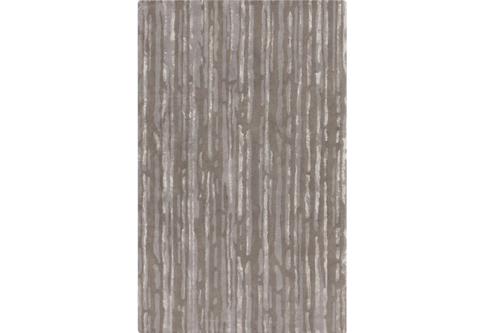 108X156 Rug-Regen Grey