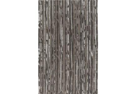 60X96 Rug-Regen Charcoal