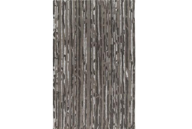 60X96 Rug-Regen Charcoal - 360